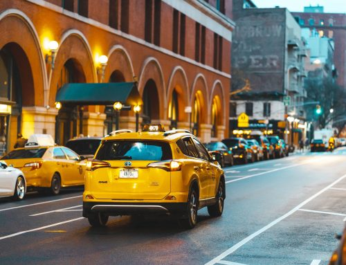 Share a Cab, Save The World